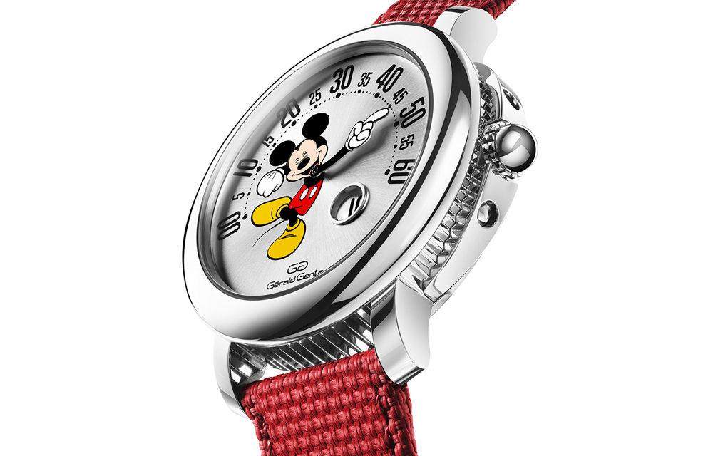 El retorno de Gerald Genta y el sonriente Mickey Mouse