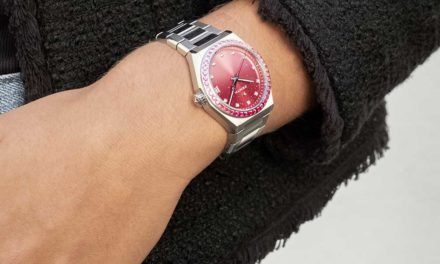 Zenith y Pink Ribbon Suiza